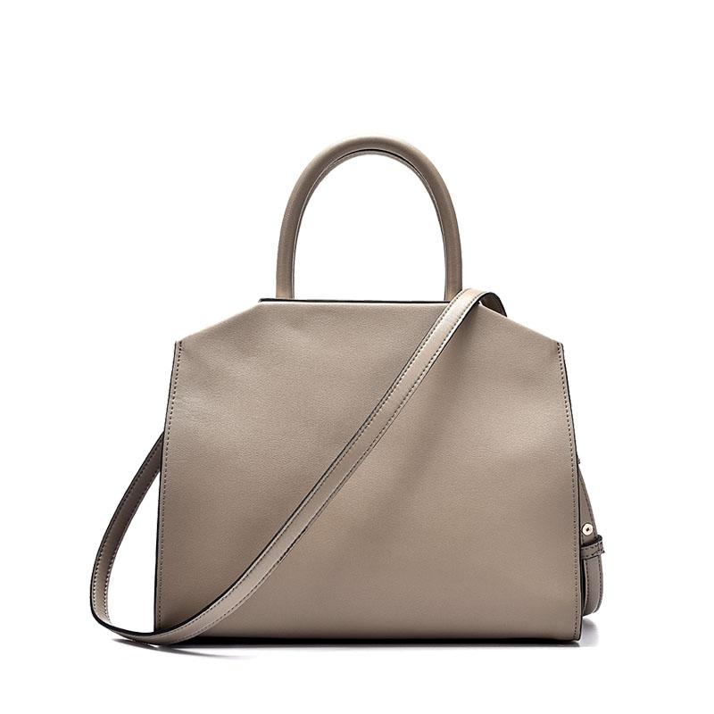 大方简洁手提包